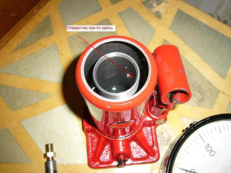 Как сделать гидравлический цилиндр своими руками