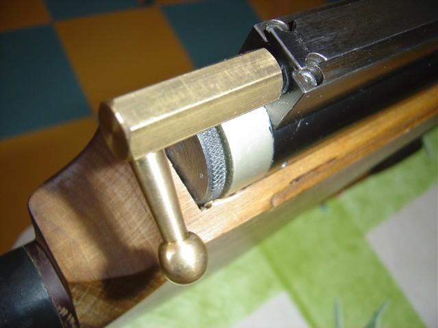 Как сделать самому винтовку